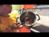 Ветчина из свинины. Steba DD2 ECO. Kenwood Cooking Chef 086