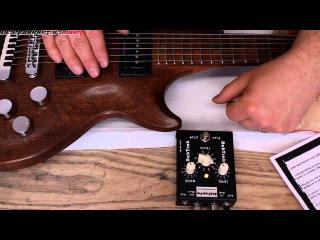 Weekend Workshop  - BakTrak Pro MP3 backing track guitar pedal