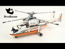 Lego Technic 42052 Heavy Lift Helicopter - Lego Speed build