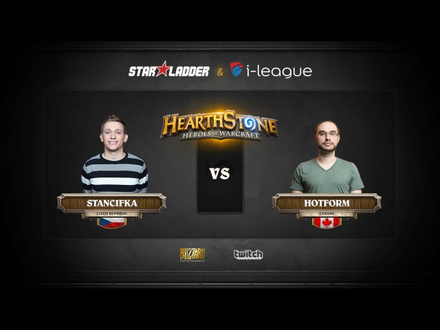 [RU] StanCifka vs Hotform | SL i-League StarSeries | Group Stage