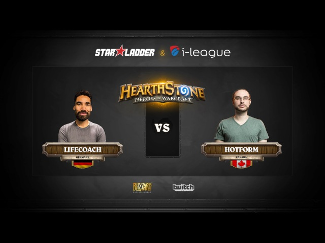 [RU] Lifecoach vs Hotform | SL i-League StarSeries | Group Stage