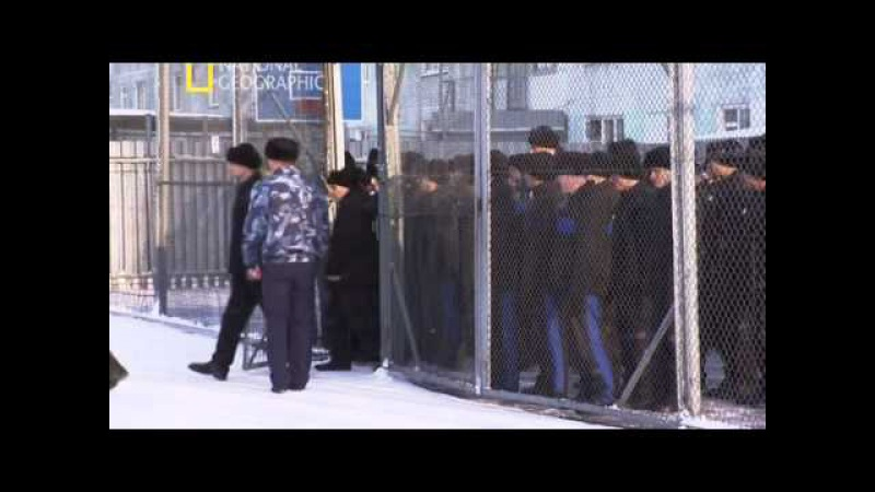 Самая страшная тюрьма в РоссииТюрьма Чёрный дельфин