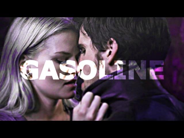 Emma Killian ❥ Gasoline (Captain Swan) [5x23]