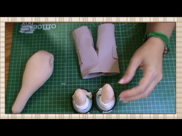 Tutorial: Pantalon muñeco Pepito