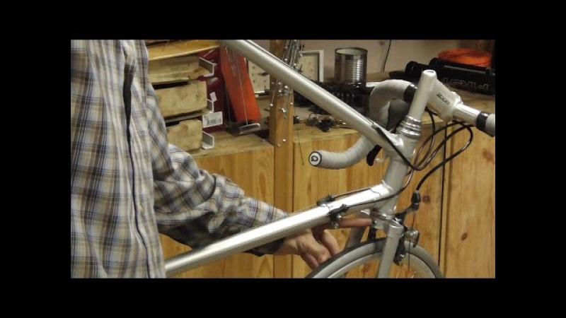 ХВЗ Старт Шоссе: обзор велосипеда, собранного на оборудовании Shimano 105