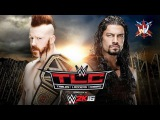 WWE 2K16. Sheamus vs Roman Reigns (WWE TLC 2015)