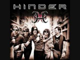 hinder - loaded and alone