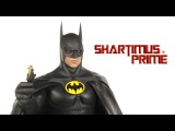 Hot Toys Batman Returns Movie Masterpiece 1:6 Scale Michael Keaton Action Figure Review