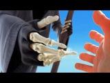 Джи - невезучая Смерть Пират и Смерть (Dji. Death Sails)   Мультик про смерть