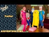 Adventure Time Porn Parody: Assventure Time (Trailer) Порнопародия - Время приключений