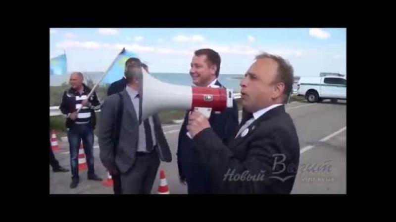 Путин сдавайся, демон!. Этот укр - он ведь реально опасный.