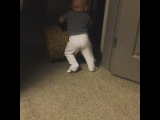 Sasha Zvereva on Instagram Who said babies can't walk at 7 months