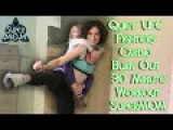 Quiet UFC Fighters Cardio Burn Out 30 Minute Workout SuperMOM
