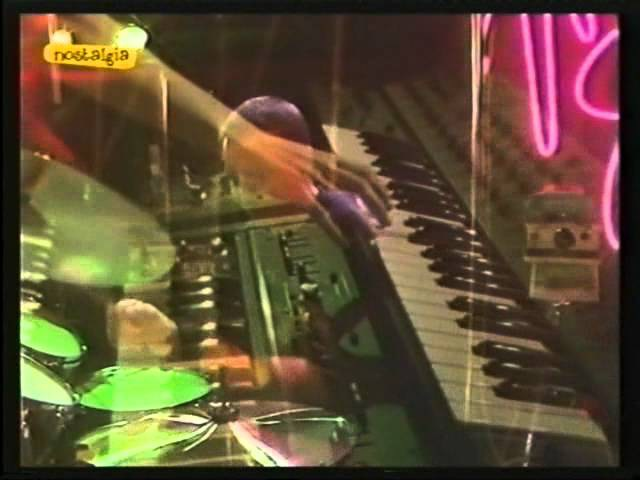 Jam Session Neuronium Ashra (musical express, TVE Barcelona 1981)