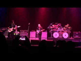 Benefit Concert for Tony Macalpine-Steve Vai, Paul Gilbert Billy Sheehan at The Wiltern 12.12.2015