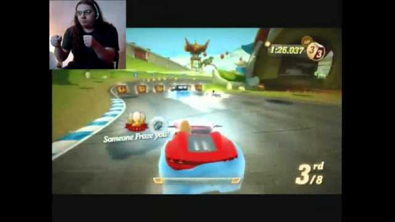 Kinect GEL Ride