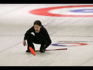 CURLING: SCO-RUS World Junior Chps 2016 - Women Draw 6 HIGHLIGHTS