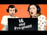 Irish People Watch 16 and Pregnant For The First Time