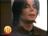 (2001) Michael Jackson's Phone call with Celine Dion (entertainment tonight )
