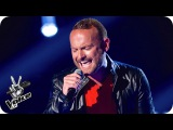 Kevin Simm performs 'Chandelier' - The Voice UK 2016 Blind Auditions 4