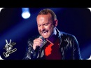 Kevin Simm performs 'Chandelier' The Voice UK 2016 Blind Auditions 4