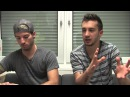 Twenty one pilots interview - josh and tyler