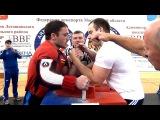 Spartak ZOLOEV vs Ivan MATYUSHENKO (open class, LOTOSHINO 2016)