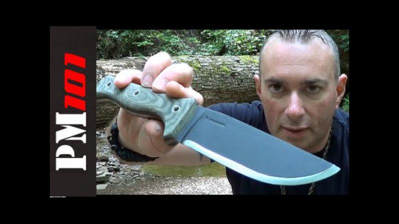 Condor Crotalus Best Budget Survival Bushcraft Knife Preparedmind101