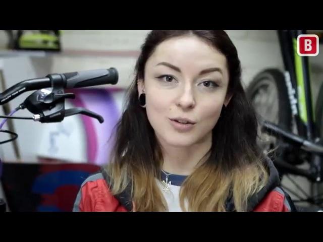 Видеоинструкция Как настроить ободной тормоз велосипеда