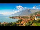Lake Como Comer See Lago di Como Villa Carlotta Italy Full HD
