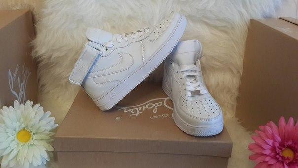 Кеды Nike Force