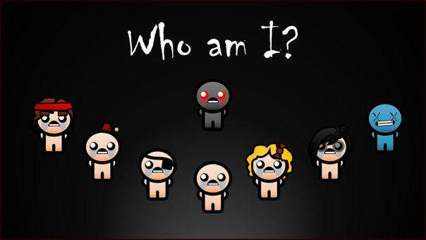 The Binding Of Isaac-Rebith
