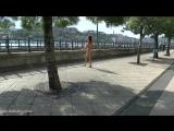 Tereza Nude in Public 9