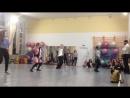Связка от Юлианны Бухольц Танцы на ТНТ по джаз-фанк
