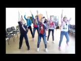 Как проходила подготовка к КВНу среди детских организаций