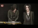 【Vif】the GazettE comment: AOI  RUKI