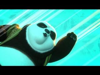 Po teaches kung fu - dim and sum kung fu panda 3