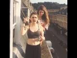 Игра Престолов - ALS Ice Bucket Challenge Maisie Williams