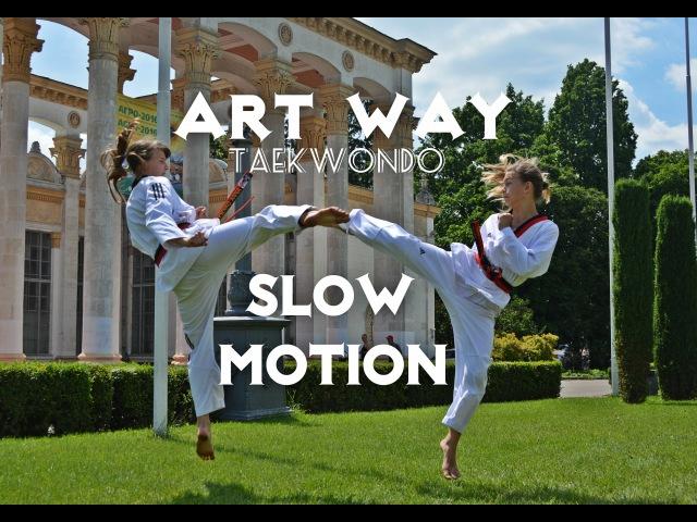 Taekwondo Art Way/Киев/ВДНХ/Красота тхэквондо