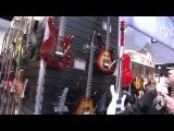 NAMM '11 - Parker Guitars Vernon Reid Maxfly &amp Maxfly DF824