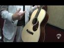 NAMM '11 - Santa Cruz Guitars Custom OOO, Don Edwards Signature & OO Skye Signature