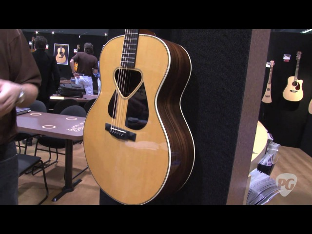 NAMM '11 - Martin Guitars 1.5 Millionth Model, D-45 Authentic 1942 Model, Grand J-28 LSE More