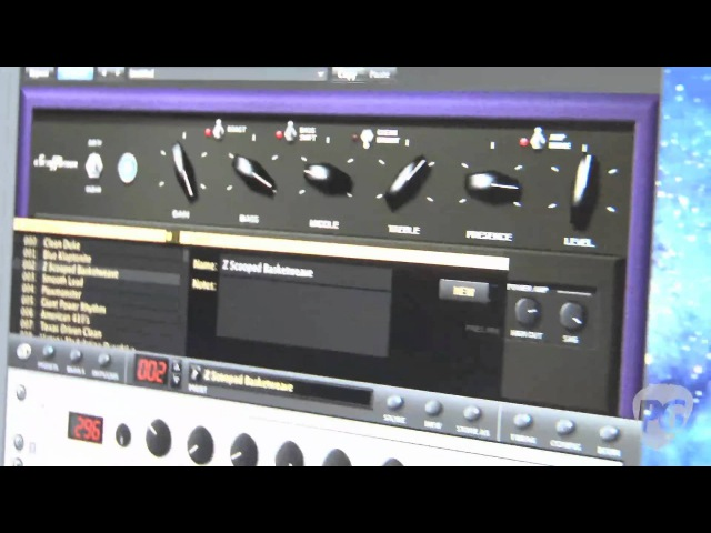 Musikmesse '12 - Scuffham Amps S Gear Demo