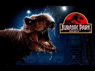 Jurassic Park: The Gun (ARCADE) - Прохождение!
