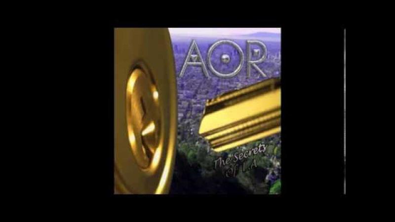 AOR Secrets In The Shadows Frédéric Slama - Jim Jidhed (Alien) - Tommy Denander