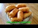 Бюджетное тесто для жареных пирожков Сосиски в тесте Sausages in the test