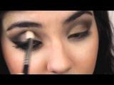 Как наносить макияж на лицо на вечеринку