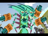 Джонни Тест - Johnny Test S05 ep11 Johnnys Winter Jacket   Johnnys Keys to Success