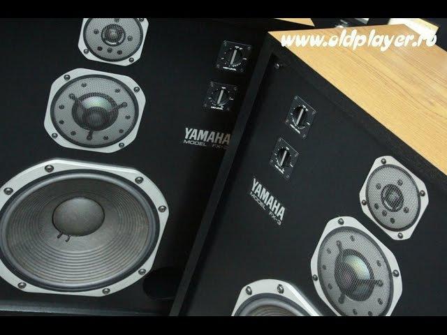 Yamaha FX 3 Oldplayer AC DC