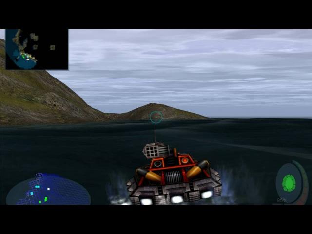 Враждебные воды Территория смерти - Hostile Waters Antaeus Rising - прохождение - миссия 10
